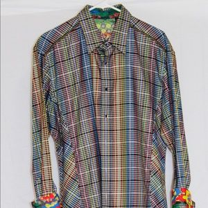 Robert Graham Large Dress Shirt